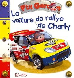 Fleurus La voiture de rallye de Charly