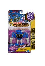Hasbro Transformers Cyberverse Soundwave