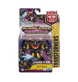 Hasbro Transformers Cyberverse Hot Rod