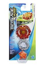 Hasbro Beyblade slingshock flame-x diomedes
