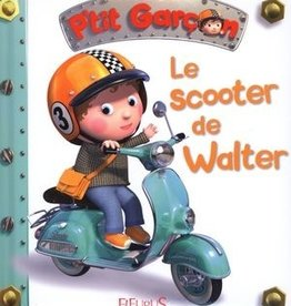 Fleurus Le scooter de Walter
