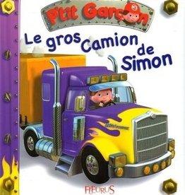 Fleurus Le gros camion de Simon
