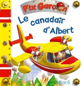 Fleurus Le canadair d'Albert