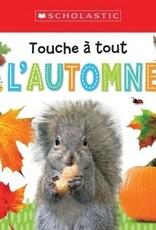 Scholastic Touche à tout : L'automne