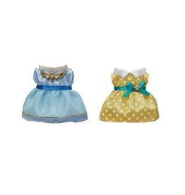 Calico Critters Ensemble de vêtements Bleu et Jaune