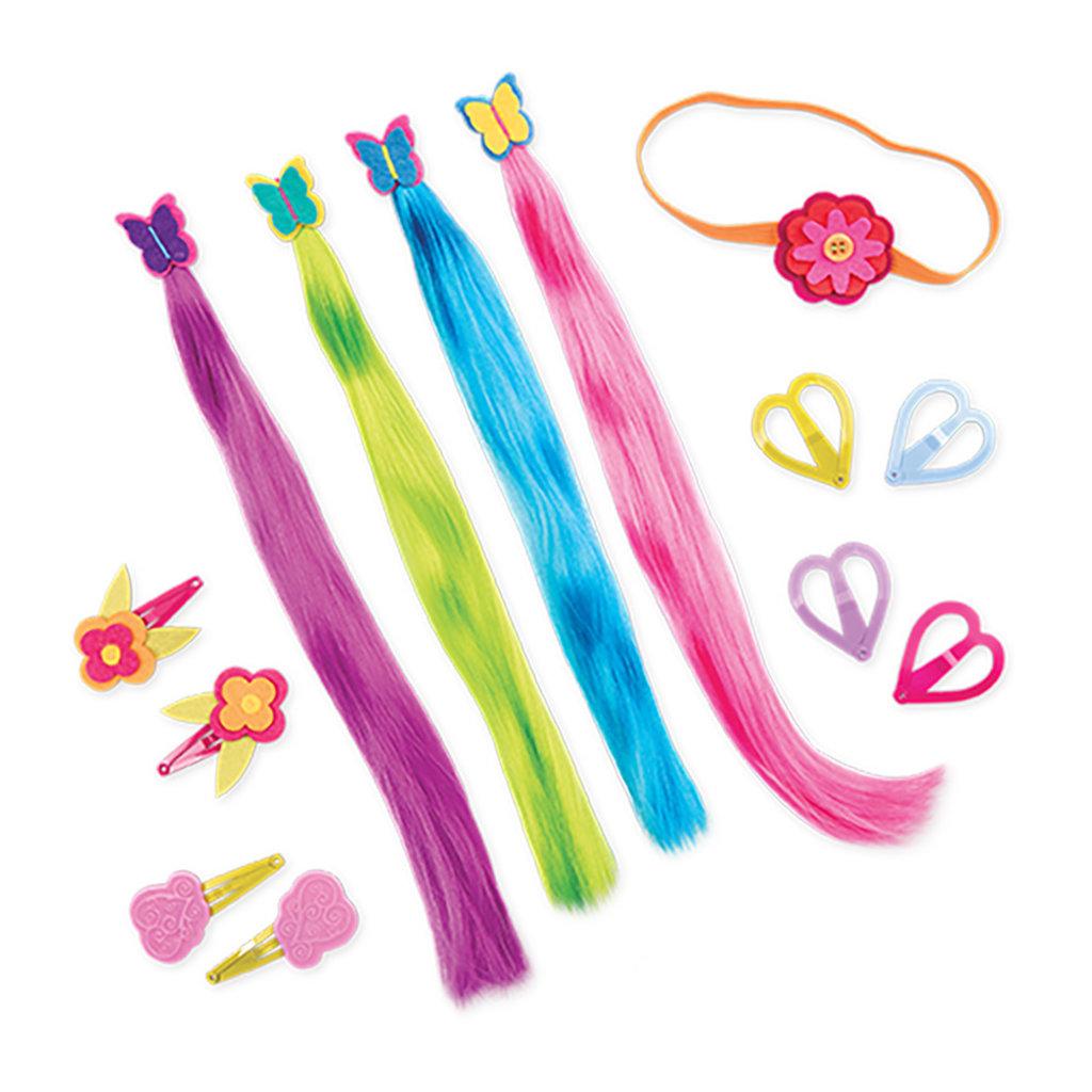 Our Generation - Ensemble d'accessoires pour cheveux bouclées