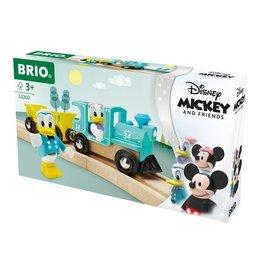 Brio Disney Donald & Daisy Duck train