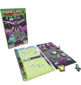 Ravensburger Minecraft Magnetic Travel Puzzle