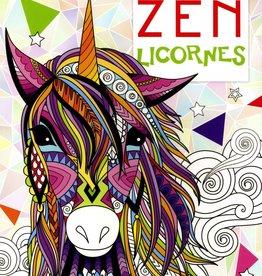 HEMMA Color zen -Licornes