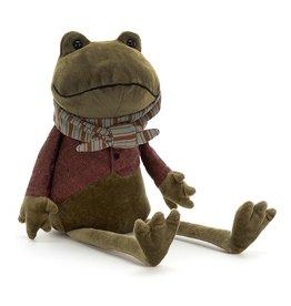 Jellycat Riverside Rambler La grenouille