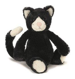 Jellycat Chaton Bashful noir&blanc