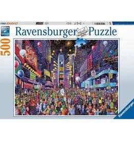 Ravensburger Times Square Bonne Année  500 pcs