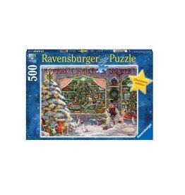 Ravensburger La boutique de Noël  500 pcs