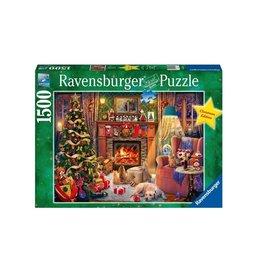 Ravensburger Le réveillon de Noël 1500 pc