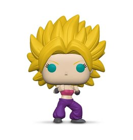 Funko Pop Dragonball  super Caulifla