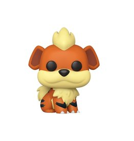 Funko Pop Pokemon Growlithe