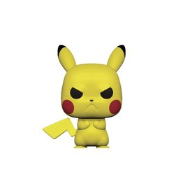 Funko Pop Pokemon Grumpy Pikachu