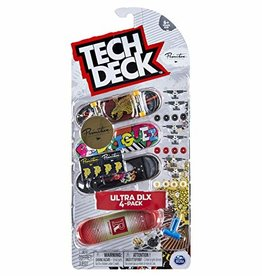 Spin Master Tech-Deck Ultra DLX Pack de 4 touches 96 mm -