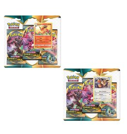 The Pokemon Company Sword&shield Darkness Ablaze 3 pqt Blister
