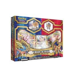 The Pokemon Company Coffret Collection premium true steel