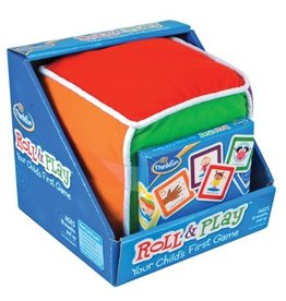Think Fun Cube Roule & joue (Anglais)