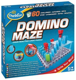 Think Fun Domino Maze