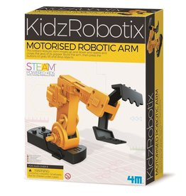 4M Motorized robotic arm