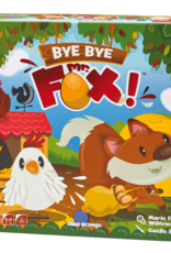 Blue Orange Bye Bye Mr Fox! (multilingue)
