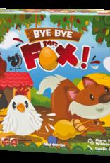 Blue Orange Bye Bye Mr Fox! (multilingue)
