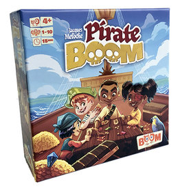 Jouets Boom Pirate Boom