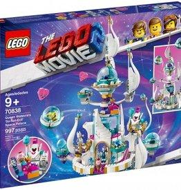 Lego Movie 70838- Le palais spatial de la Reine aux mille visages*