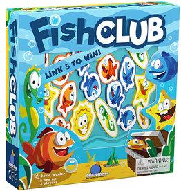 Blue Orange Fish Club (multilingue)