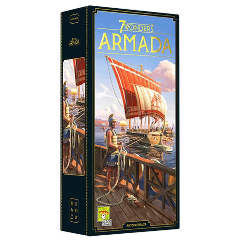 Repos Production 7 wonders Nouvelle édition - Armada