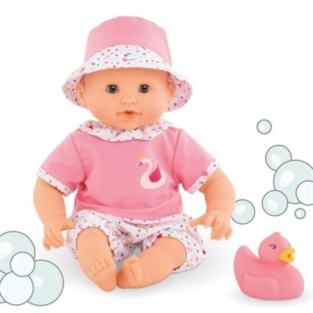 Corolle Corolle bébé bain calypso