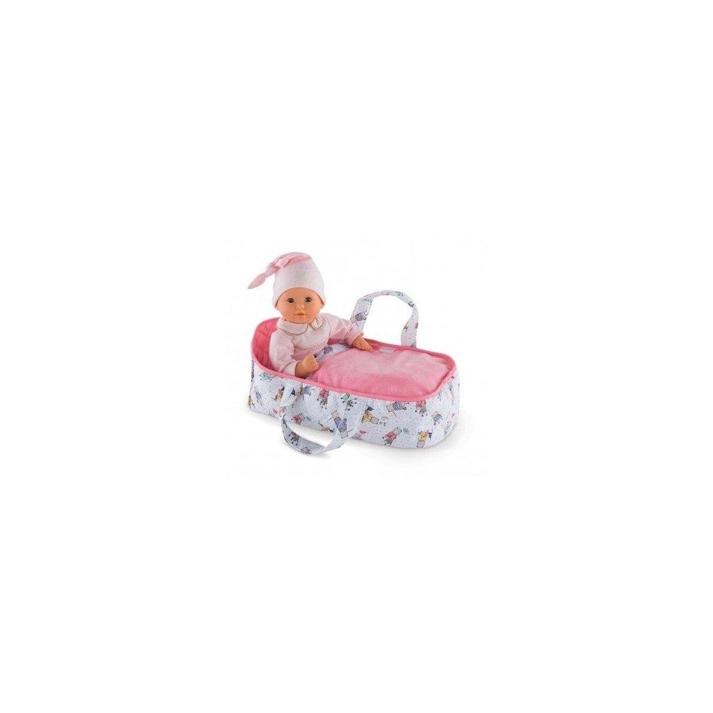 Corolle Corolle Lit de transport pour bébé 30 cm