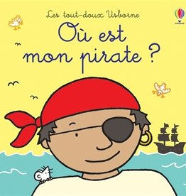 USBORNE Où est mon pirate ?