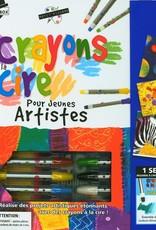 Spicebox Crayons à la cire pour jeunes artistes