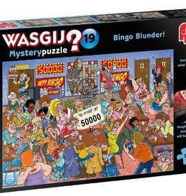 Wasgij Bingo à tire-larigot ! W,mytery #19 1000pièces