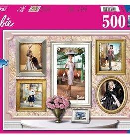 Ravensburger Barbie Paris Fashion  500 pièces