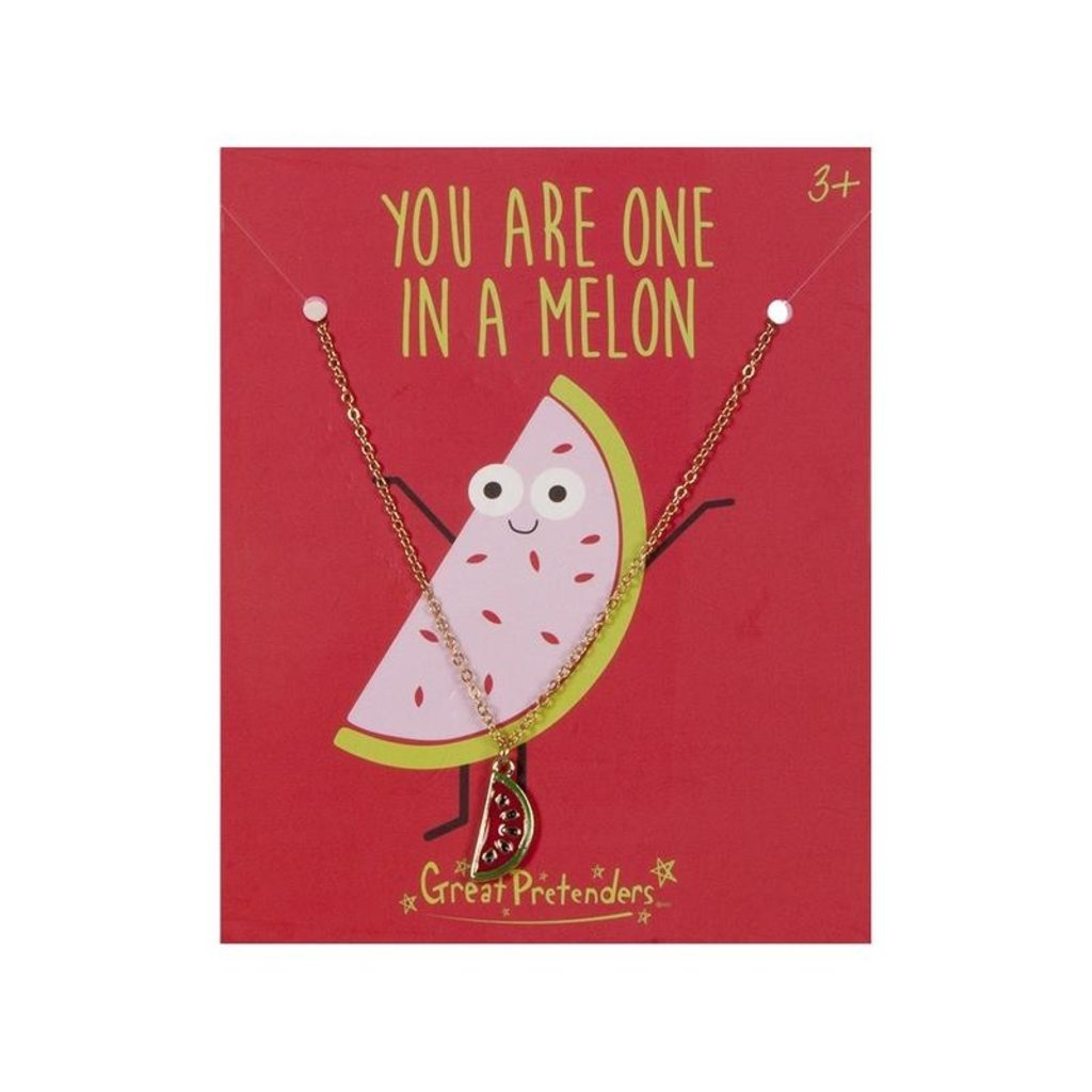Great Pretenders You are one in a melon collier