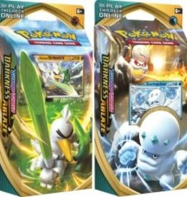 The Pokemon Company Sword&shield Darkness Ablaze  Decks