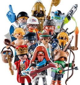 Playmobil Pochettes surprises figurines Serie 18 - Garcon