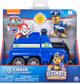 Spin Master Pat Patrouille  Ultimate Rescue Chase