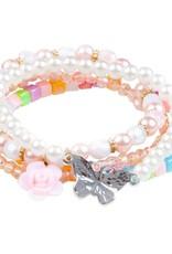 Great Pretenders Bracelet papillon nacré