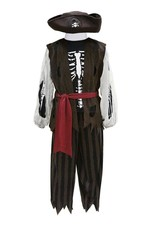 Great Pretenders Costume pirate 3 pièces 5-7 ans