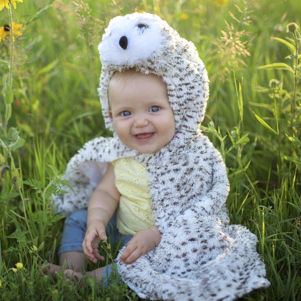 Great Pretenders Cape bébé hibou 12-24 mois