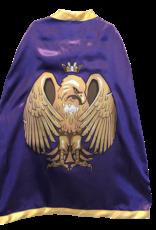 Liontouch Cape chevalier Aigle doré