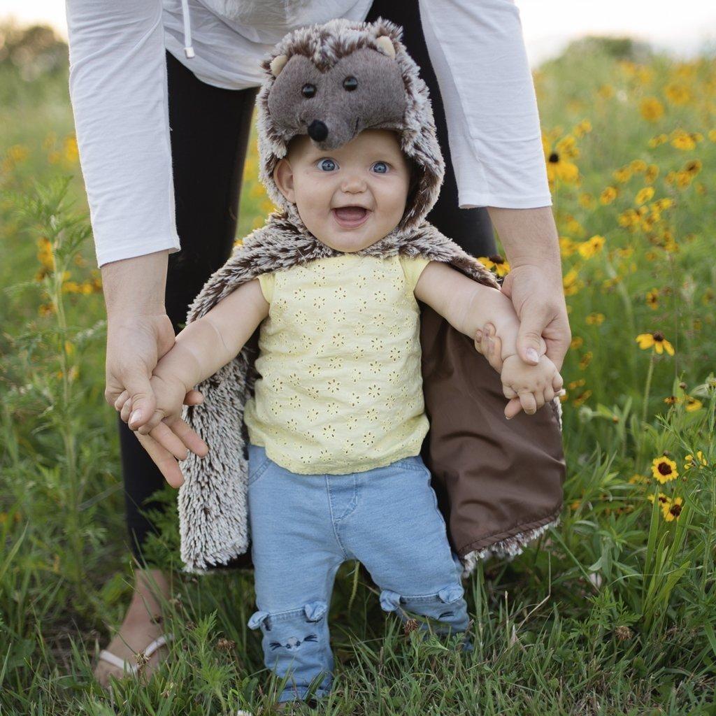 Great Pretenders Cape bébé hérisson 12-18 mois