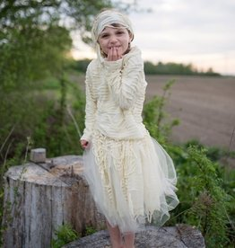 Great Pretenders Costume Jupe Mommy beige 5-6 ans