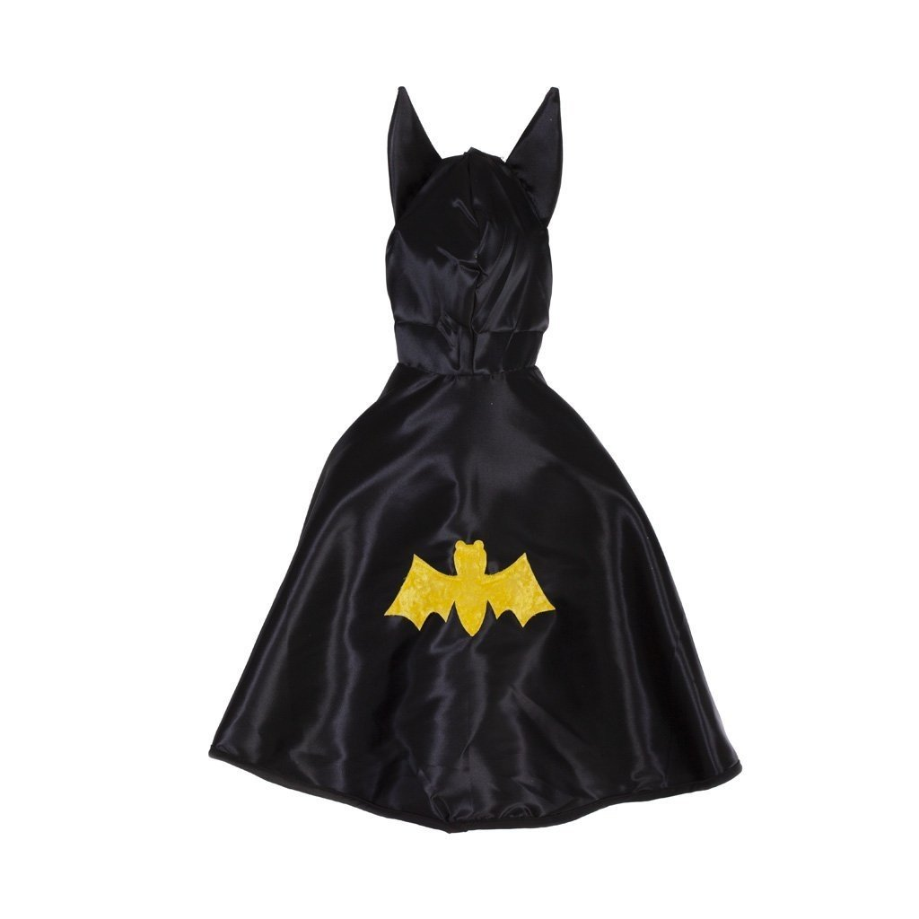 Great Pretenders Cape réversible Batman / spider-man  2-3ans
